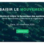 Image for the Tweet beginning: 🤩Rencontre chercheurs - ingénieurs🤩  Venez stimuler