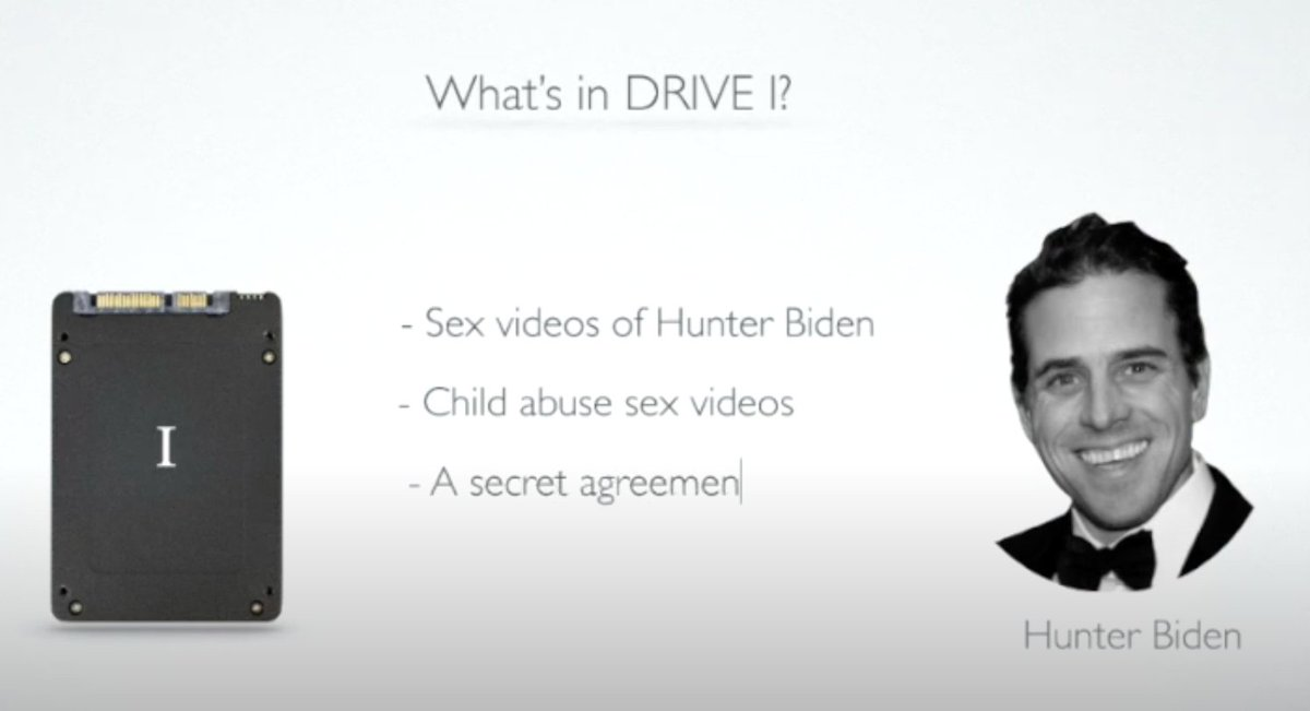 艾丽on Twitter 3块硬盘 世界格局的变化 3 Hard Drives Sent To America By Jiang Zeng Meng All Hard Evidence About Hunter Biden Xi Wang Ccp Virus Origin Lu De Media