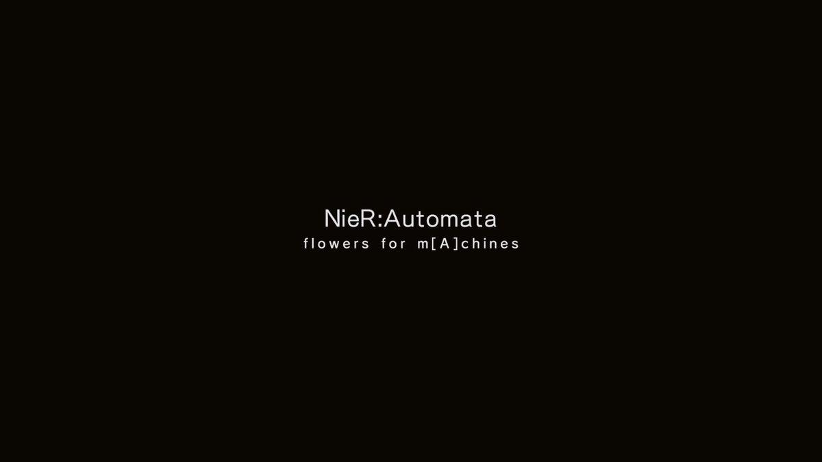 【ニーアオートマタ】Aルートクリア続けてBルート攻略していきます!#ニーアオートマタ#PS4share