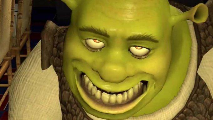 2 pic. Shrek is love Shrek is life 😍 https://t.co/jg16OE0p4i