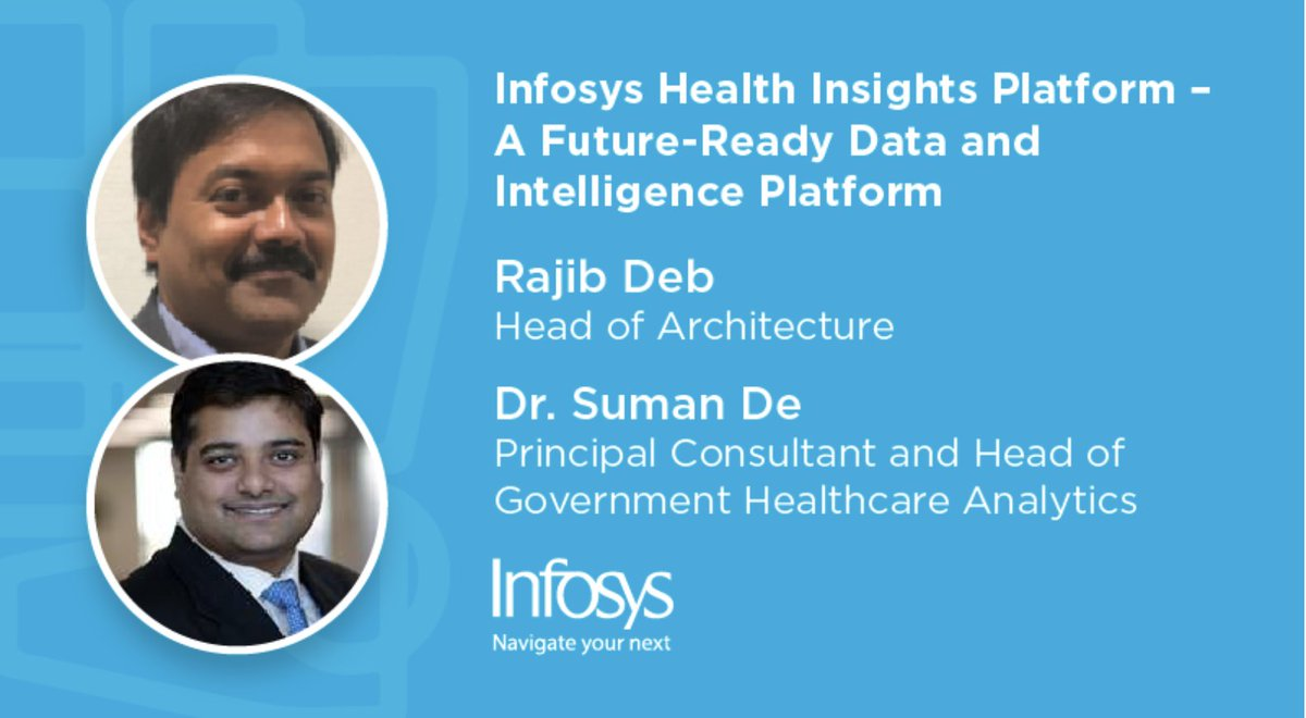 @Infosys will show you how they're using #Couchbase's distributed #NoSQL #cloud database to help our customers get reliable, timely and secure insights from all their #data. https://t.co/5AZeTdZPZV https://t.co/QB8BTghPrt