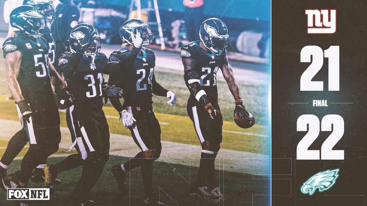 @NFLonFOX's photo on #FlyEaglesFly