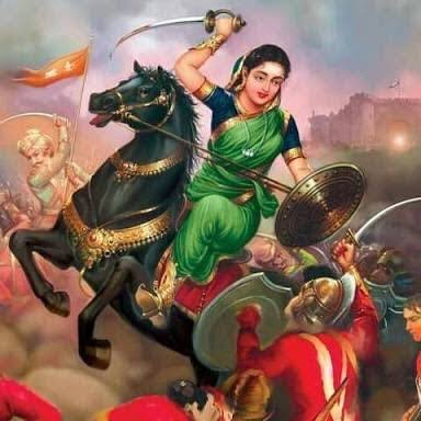 Tribute to the #Ranaragini of Karnataka  #KitturRaniChennamma  on her birthday anniversary. Warrior queen symbolizes the courage, bravery, ultimate sacrifice and indomitable patriotic spirit.  Let's imbibe her profound qualities of valor.  🚩🚩🚩 #HaraHaraMahadev https://t.co/paI3TgJB3I
