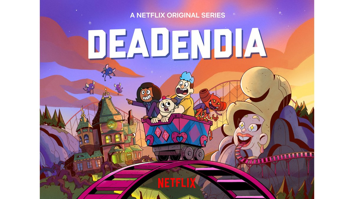 This will be an amazing series. @ToonBoom Senior level animators take note......