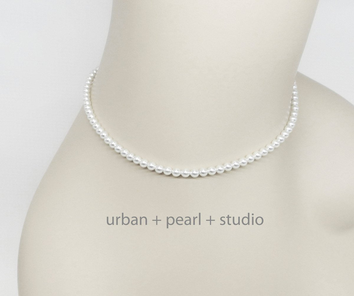 14 In 15 In or 16 In Small Pearl Necklace Tiny Pearl Choker Necklace Little Swarovski Pearl Choker https://t.co/GTrxHVEkbf #handmade #handmadejewelry #giftsforher #pearlnecklace #etsy #lovejewelry https://t.co/BDId3hQmLb