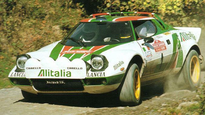 The Lancia Stratos Rally Car #bugatti #ferrari #porsche @cars https://t.co/8bn7tLYj9B