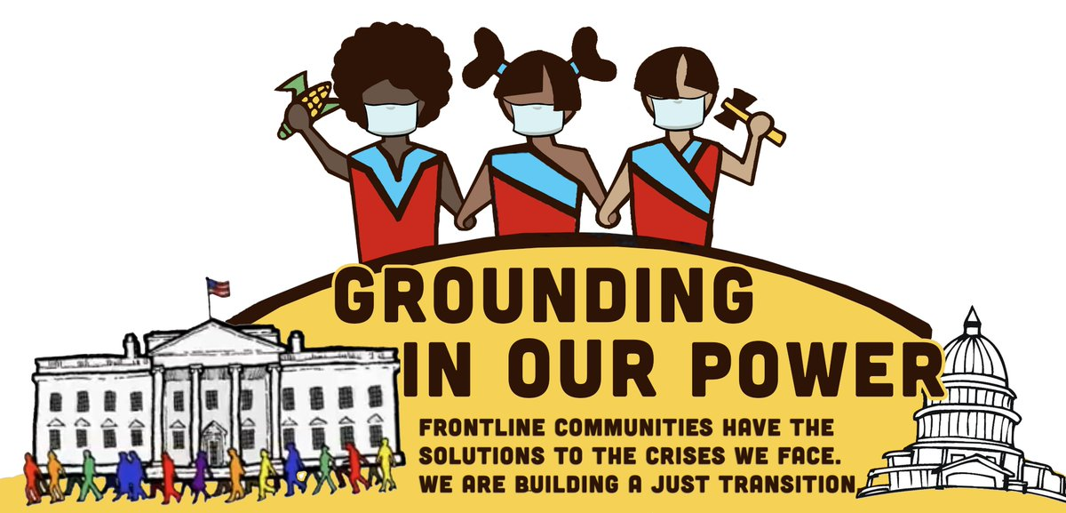 We are building a #JustTransition away from extractive systems of production, consumption and political oppression, and towards resilient, regenerative and equitable economies.  Politicians need to get with it, or be left behind! #OurPower #Debates2020 https://t.co/HbynyFbQ4E