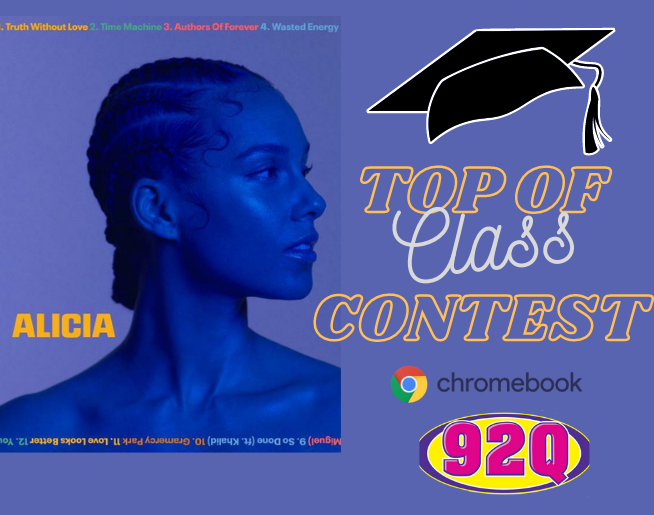 How has this #2020 school year been going for you? Tell us about your experience. Enter Online for a chance to win (1) Chromebook From Alicia Keys and 92Q for your child! ENTER AT https://t.co/cHLe4HaQ0N! #2020SCHOOLYEAR #COVID19 #NASHVILLESTUDENTS #NASHVILLEPARENTS #ALICIAKEYS https://t.co/OPEHp2LyIS