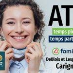 Image for the Tweet beginning: #emploi #Carignan #Montérégie #ATP #assistant