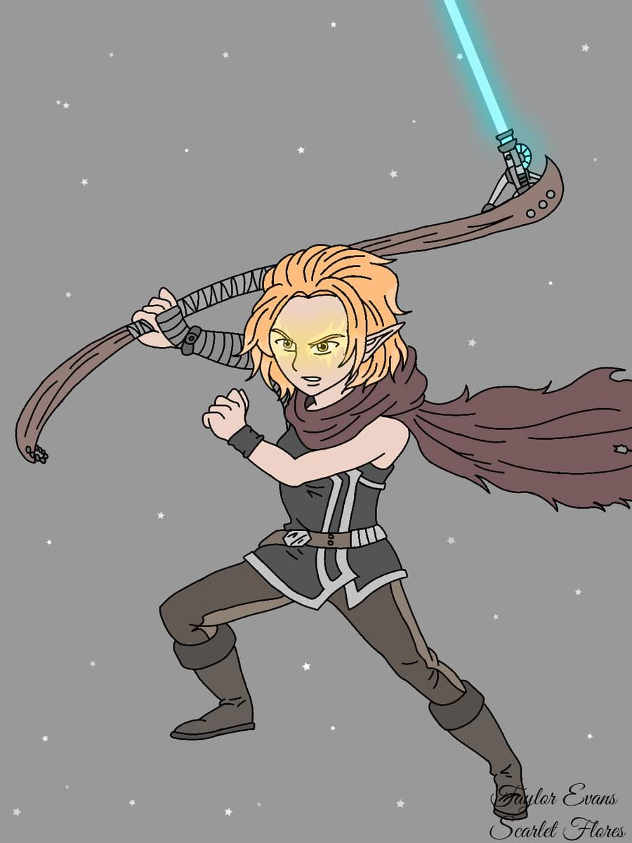 #Throwback to my #Starwars #originalcharacter / #oc   Also ya #sfw for a change https://t.co/BCmyT4aRfN