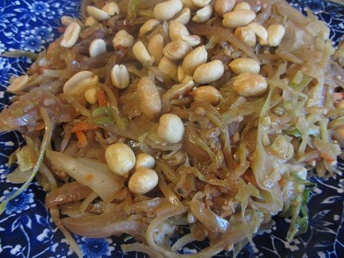 This vegetarian cabbage stir fry recipe is one of my go to favorite healthy recipes when I don't have a lot of time and don't feel like meat! Great Meatless Monday Idea https://t.co/QUprRghzVC  #Vegetarian #Cabbage #StirFry #StirFryRecipe #HealthyRecipes #HealthyFood #Vegetables https://t.co/lOTpWFiGln