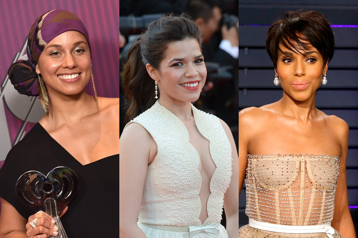 #AliciaKeys, #AmericaFerrera and #KerryWashington to co-host Every Vote Counts special https://t.co/sgDZjtmFwo https://t.co/0JxsOrBsIF