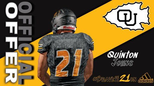 Congratulations to @qjack10 on the offer from @OttawaUFootball!! Proud of you!! #Family https://t.co/7yYpxI9OS3