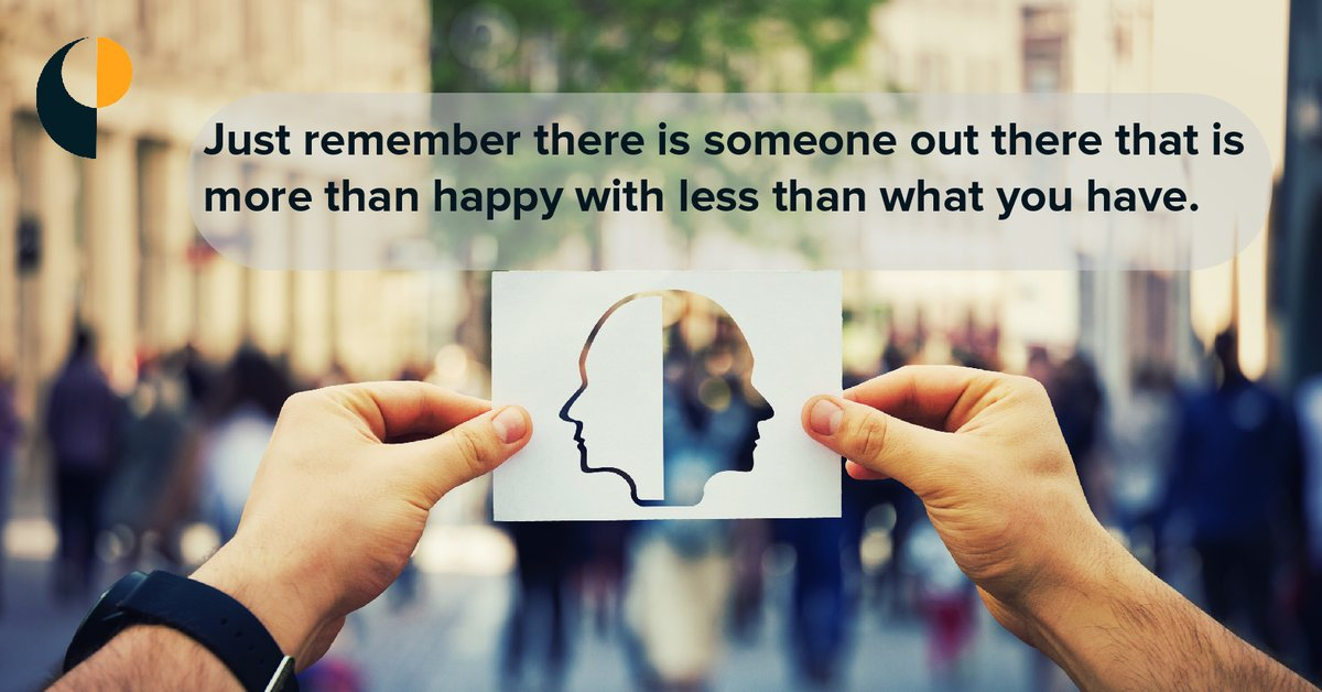 Just remember there is someone out there that is more than happy with less than what you have. – Unknown  . . . . . #happiness #wednesday #happinessquotes https://t.co/ZeICHsvr2t