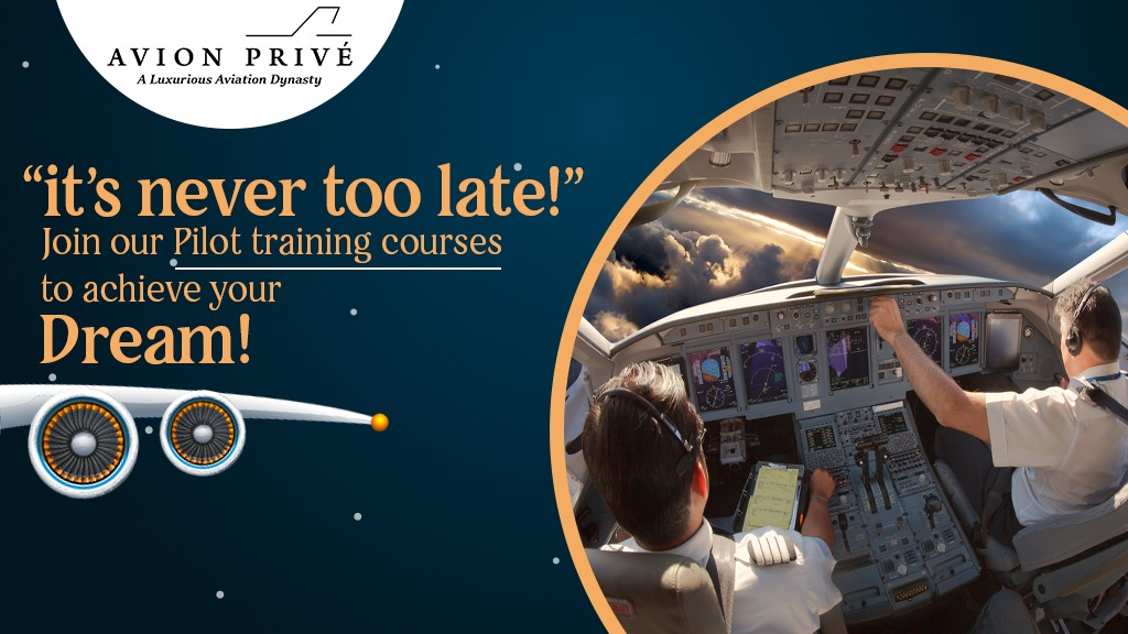 AVION PRIVE offers countless opportunities to fulfill your career dreams! Now is the time, do not miss it. Value this time & attain expertise pilot training with the utmost safety concerning the current situation.  #indiapilot #pilotlicense #aviationdaily #aviationindustry https://t.co/YY56cVFRCQ