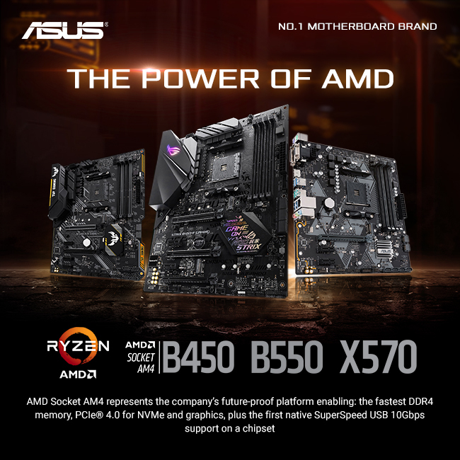 The Power of AMD    Delivering High Performance, Flexibility & Superb Computing Performance  👍https://t.co/IL7zjbg4kU  #AMD #performance #gaming #motherboards #experience #graphics #powerful #processor #technology ASUS @ASUSAU AMD @AMD https://t.co/YgpJsl6Tow