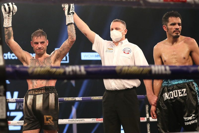 Trainer: Why Lewis Ritson won the fight: https://t.co/aaM1UAQEBN https://t.co/XrqZxf5DP4