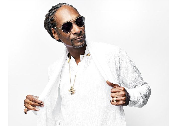 Happy Birthday Snoop Dogg - looking forward to the show in 2021.