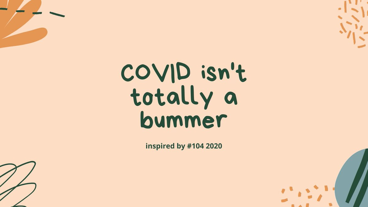 Welcome to another #TalkAboutItTuesday! Today we are shining a light on some of the good things that have come about because of COVID and quarantine.  #DunkerPunksPod #Podcast #CovidSucks #OnTheBrightSide #PromotePositivity #Service2020 https://t.co/YaxGEzX3hF
