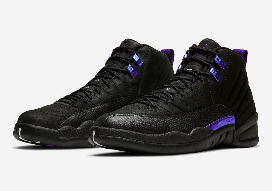 The 'Concord' Air Jordan 12s officially drop on 10/23! Here's where to cop: bit.ly/Sneaker_News