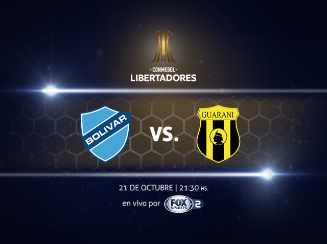 #CONMEBOLLibertadores | Por cerrar de la mejor forma.  @ClubGuarani visita a @Bolivar_Oficial desde las 21:30 horas.  ➡️ https://t.co/JslWcD7nu4 https://t.co/tIhz7H2Wz2