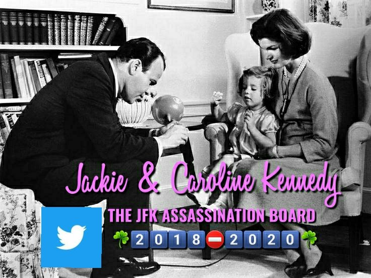 Jackie and Caroline Kennedy being interviewed by Sander Vanocur. #JackieKennedy #CarolineKennedy  #JFKassassinationboard #JFK #35thPresident #1960s #peace #courage #truth #JFK56 #justice  #Kennedyfamily #assassination #conspiracy #OTD #Twitter@BoardJfk  https://t.co/TeOlNShLfb https://t.co/bPOwDliIAl