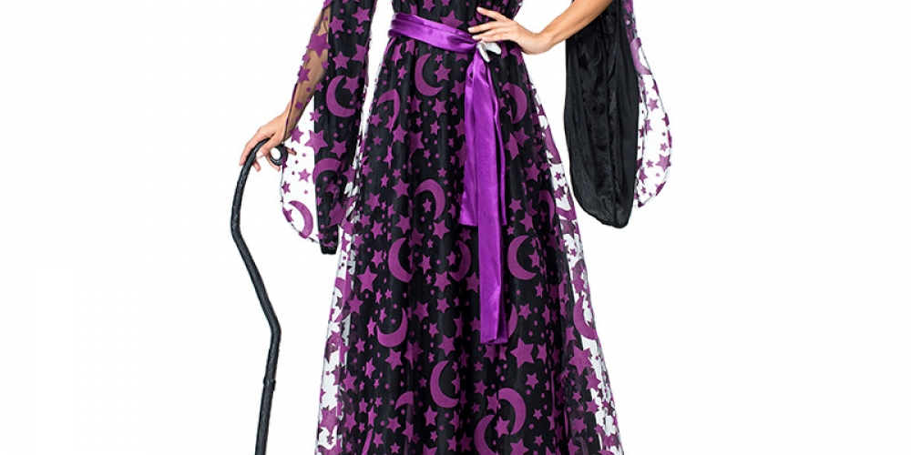 🔥 Umorden Women's Purple Star Moon Witch Sorceress Costume Long Dress Halloween Classic Witches Costumes Cosplay 🔥 ❇️Price: 42.79❇️ 🎃 https://t.co/pTSgKIT9tn 🎃 #trend #shopping https://t.co/exfAXs2wb1