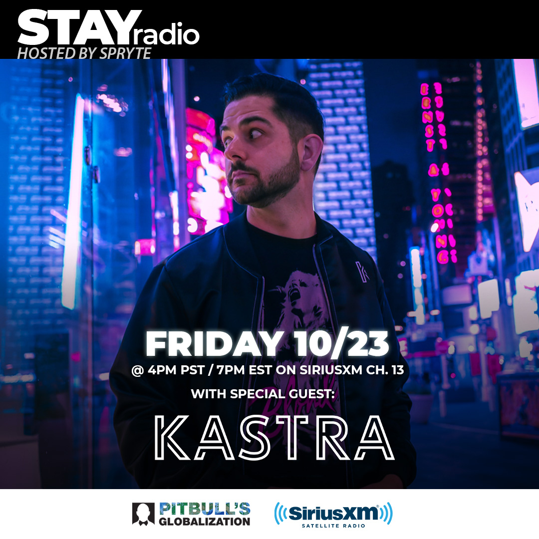 Got one of my favorite producers on the show this Friday!! Tune in to @GlobalizationXM Channel 13 (SiriusXM) at 4pm PST / 7pm EST. @KastraMusic @NVConcepts https://t.co/L5rGVmyago