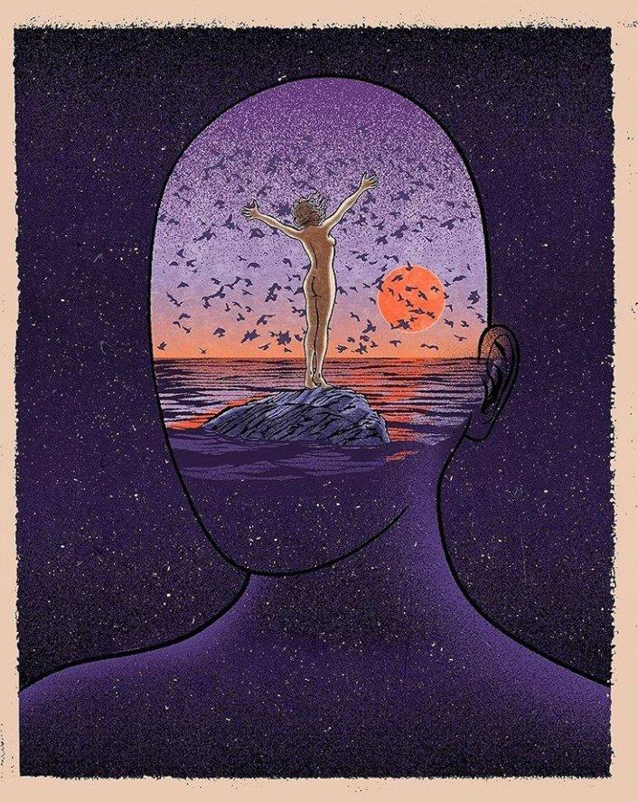 La intuición es parte de nuestra propia naturaleza divina 💗✨ https://t.co/AGJD1SMpMv