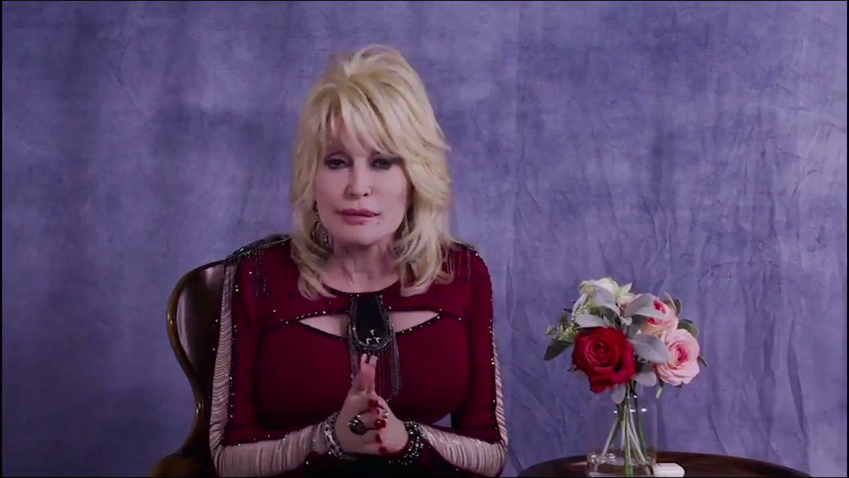 .@DollyParton lists her top 3 Dolly Parton songs. #LSSC https://t.co/Edp124yc6C