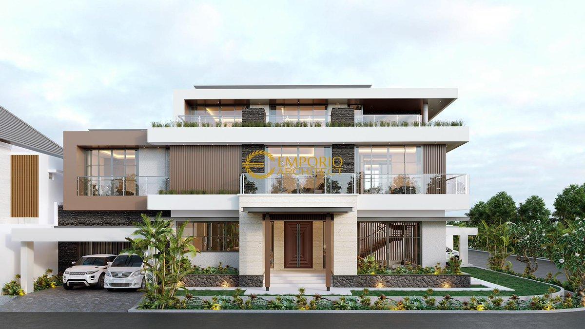 Mrs. Eva Modern House 3 Floors Design - Jakarta Utara Emporio Architect Jakarta Team . Link : https://t.co/DZJH5Kd8DC . #desainrumahmewah #desaininterior #rumahcantik #desainrumahfavorit #desainrumahmodern #housedesign #rumahminimalis #architect #emporioarchitect https://t.co/RWHQ2K9qyx