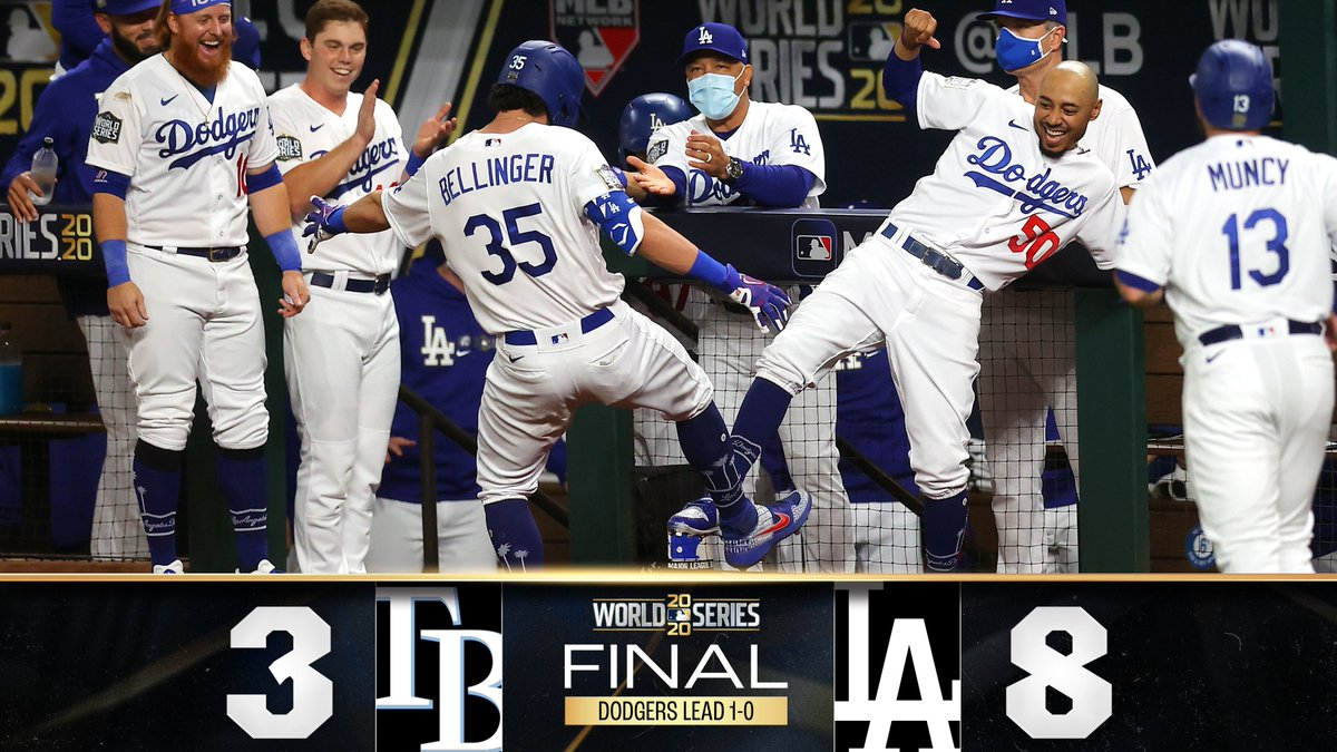 @MLB's photo on Game 1