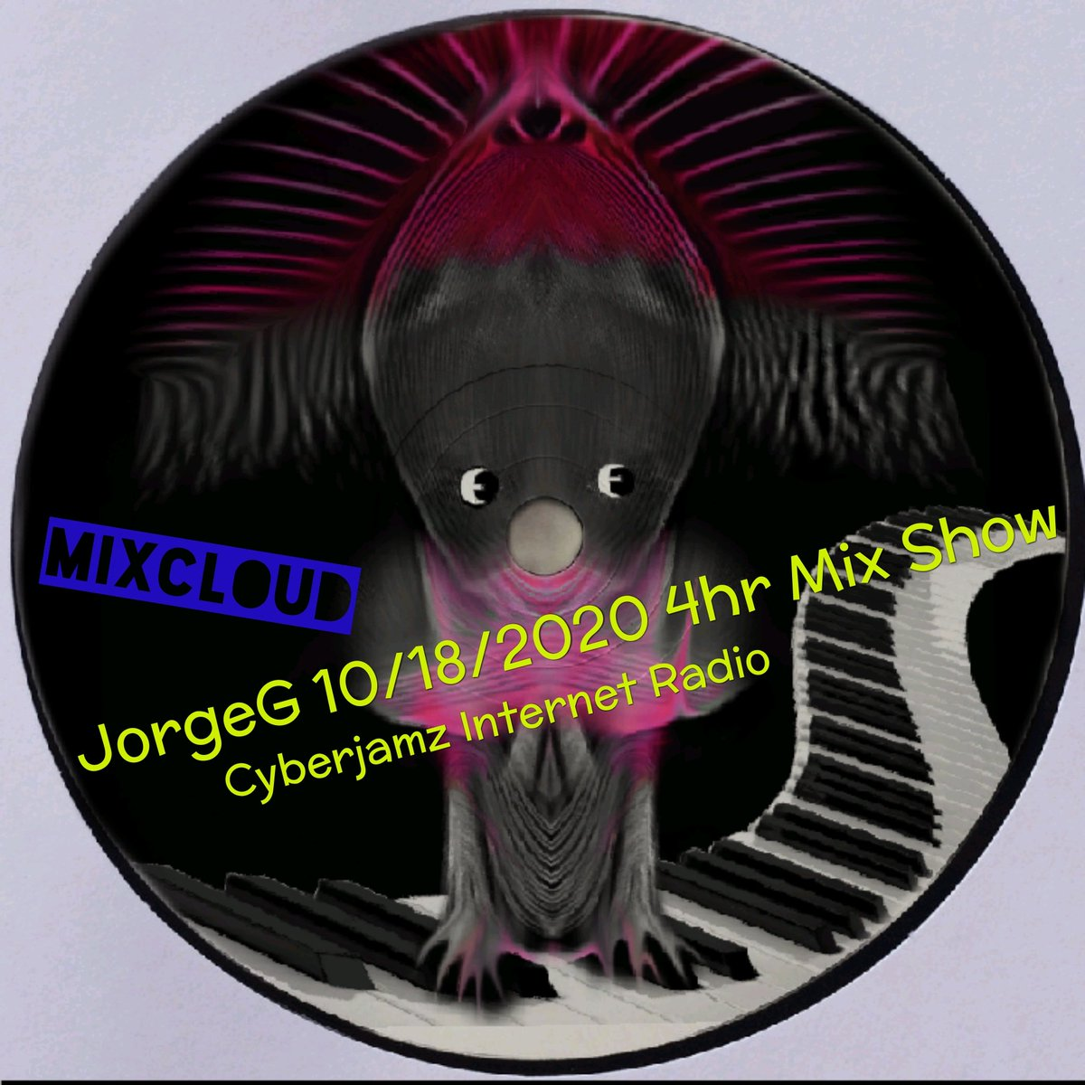 @JorgeG179 ALT #MIXCLOUD LINK My #Sunday 4hr #Mixshow via #Cyberjamz #InternetRadio https://t.co/sMBPziwl5o #Deephouse #Soulfulhouse #Garagehouse #Afrohouse #Housemusic #Techouse #Techno #LarryLevan #NYCParadiseGarage #Dance #Global #NuDisco #Disco #Funky #Dance #Mashups #Dj https://t.co/66v6dlbpoD