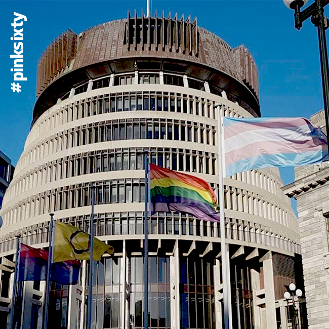 Following a landslide win at Saturday's election, #JacindaArdern will head the world's largest proportion of #LGBT politicians in government.  The #NationalAssembly has 11%, including Grant Robertson, who's expected to be Deputy Prime Minister. https://t.co/qZS5AbDdLa