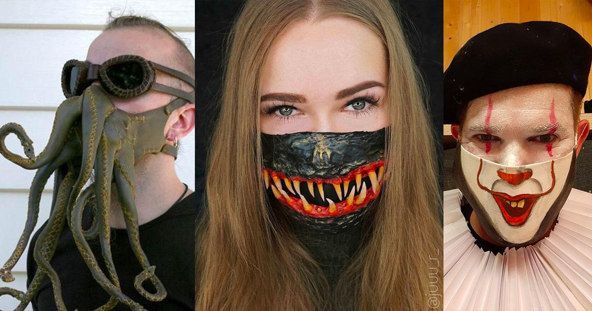 [Zone 42] Coronavirus : 40 masques parfaits pour Halloween 2020 https://t.co/1wxL0R5vjb https://t.co/G259inaeZU