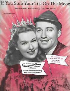 """He chose me to co-star with him...It was my 1st starring role & my first Technicolor film playing the role of 'Princess Alisande.' Bing was a delight to work with. I think he was his most charming in that film & I treasure the memory of him."" - Rhonda Fleming #bingcrosby https://t.co/0ODfTYecua"