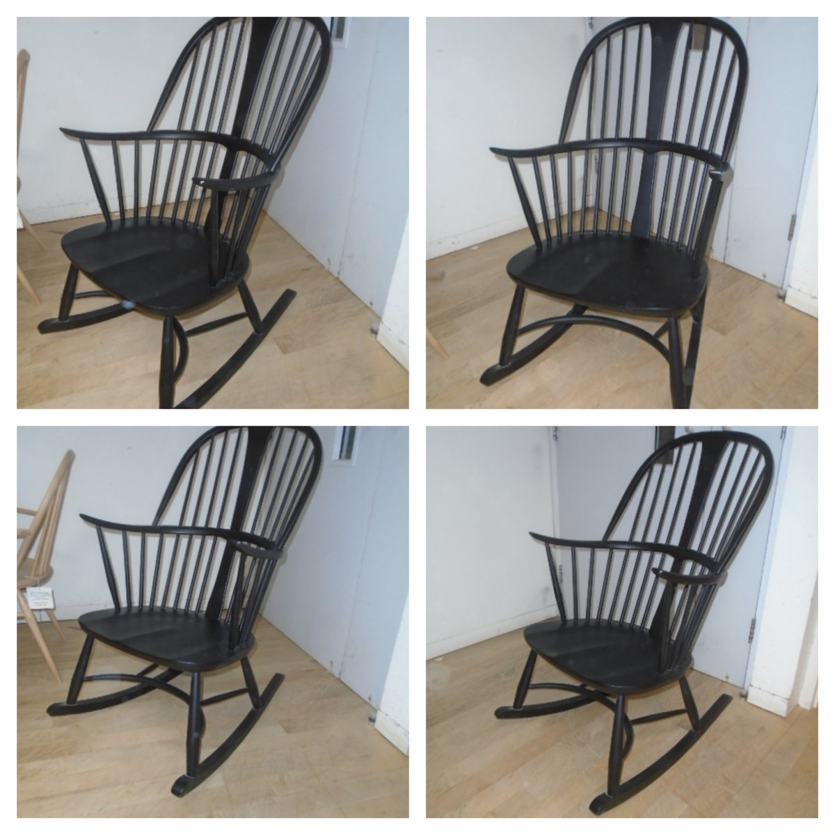 #efo  #ercol  #clearance  #originals  #7912bk  #chairmakers   #rocker  #black   £560  #free  #delivery   efo@ercol.com https://t.co/rNA7YZaN4V