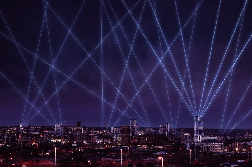 This week Leeds celebrates Light Night; the UK's largest annual arts and light festival. This year, the celebrations are taking to the sky with a #LaserLightCity experience. Find out more about this and other events happening in Yorkshire here: yorkshire.com/inspiration/fe…