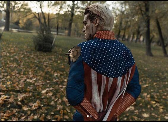 #homelander #theboy #homelandercosplay #Superman #HOmelander  #TheBoys #TheBoysTV  #ChristopherLennertz #AntonyStarr #AyaCash #EricKripke #KarlUrban #TheBoys  #TheButcher #Homelander #Stormfront  https://t.co/HgTZ16e0nl https://t.co/8MRkvNdvVA