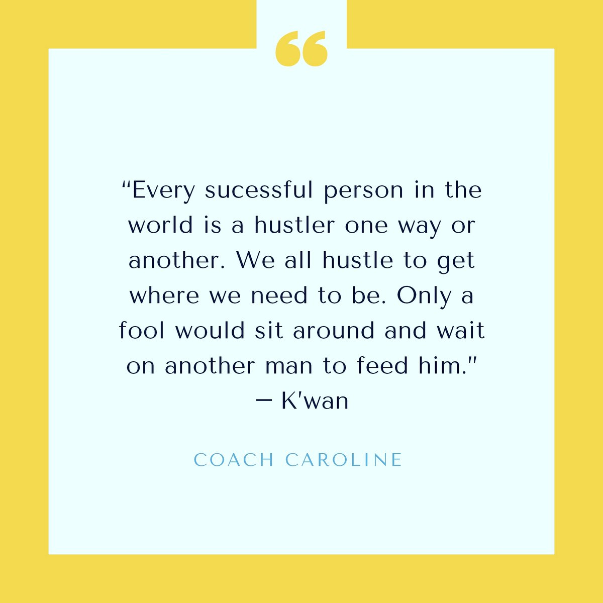 Be the game changer  #Successful #successquotes #growthmindset #quotes #happy #smile #bethegamechanger #staystrong #love #live #confidently #motivation #inspirational #stayinspired #carolinejoseph https://t.co/SGy6IHKXBH