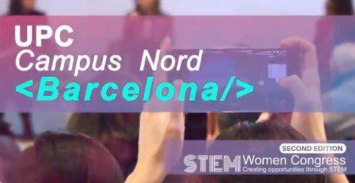 ⏭ ¿Quieres saber cómo va a ser la nueva edición de #SWC2020?  Un programa estructurado en 4 bloques: 👉SWC Forum 👉SWC Talks  👉How to get More Women in #STEM  👉🆕 #STEMAwards2020🥇 #SaveTheDate 12 Noviembre Campus Nord @la_UPC  🚀Inscríbete #Stemwomen  https://t.co/lY70cZIk0x https://t.co/BMgNGrGOcb