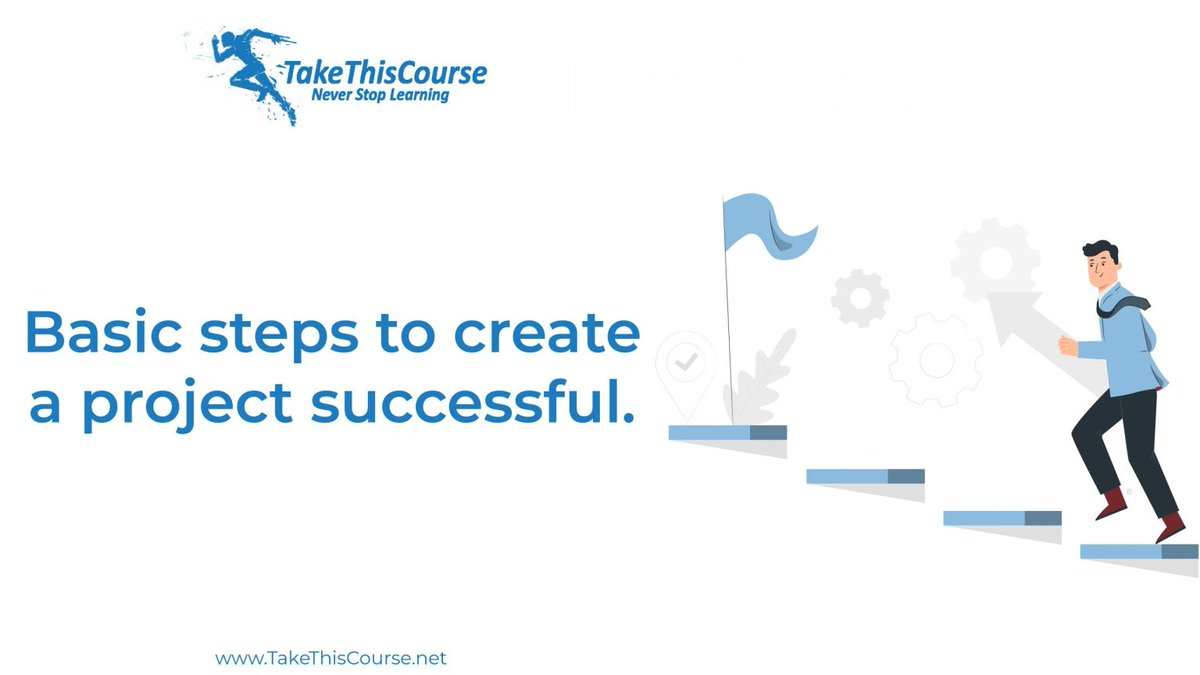 For completing a project on time or successfully, many factors play a part here. What makes up for a successful project plan that can lead to the completion of a project successfully?   Find out: https://t.co/drgxn9sbgj  #takethiscourse #successful #projectmanagement #Project https://t.co/MQgHi2pW1i