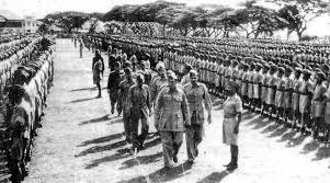 आजाद हिन्द सरकार की 77वीं वर्षगांठ पर नेताजी सुभाष चंद्र बोस और राष्ट्र के सभी अनन्य सेवकों को शत-शत नमन!  मां भारती के ओजस्वी, श्रद्धेय सपूत नेताजी के सपनों के सशक्त,समर्थ, गौरवशाली, वैभवशाली भारत के निर्माण के लिए हर भारतीय प्रतिबद्ध है। उनका स्वप्न अवश्य साकार होगा। जय हिन्द! https://t.co/5K5zKCbMIB
