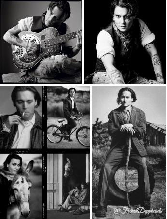 Le photographe américain Mark Seliger a, au fil des années, pris de nombreux clichés de Johnny Depp, que ce soit lors de séances photo pour des magazines ou la promotion de films comme Les animaux Fantastiques 2 en passant par Stictly Criminal. Voici un aperçu de ses clichés. https://t.co/qKGGHboUVq