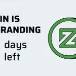 Image for the Tweet beginning: #rebrand #cryptocurrency $xzc