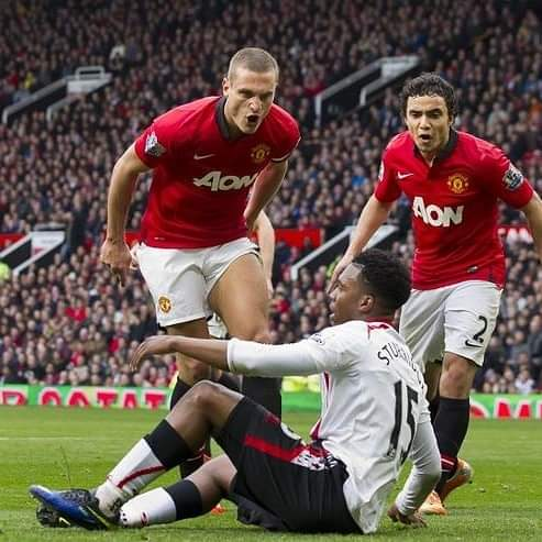 Happy birthday to Nemanja Vidic, the uncompromising centre-back who will never be forgotten.