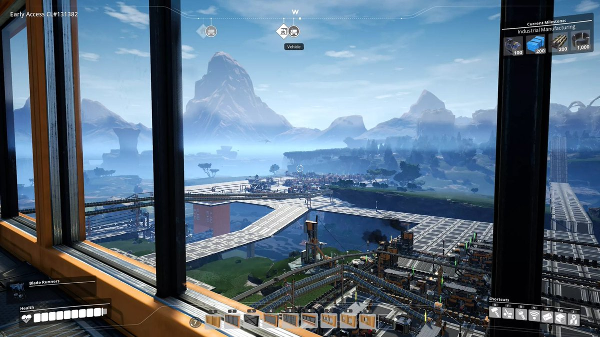 Gazing out the window... @SatisfactoryAF stream now! @Twitch @NCSounds https://t.co/zXujwjAhrI https://t.co/1OvLZWsjY9
