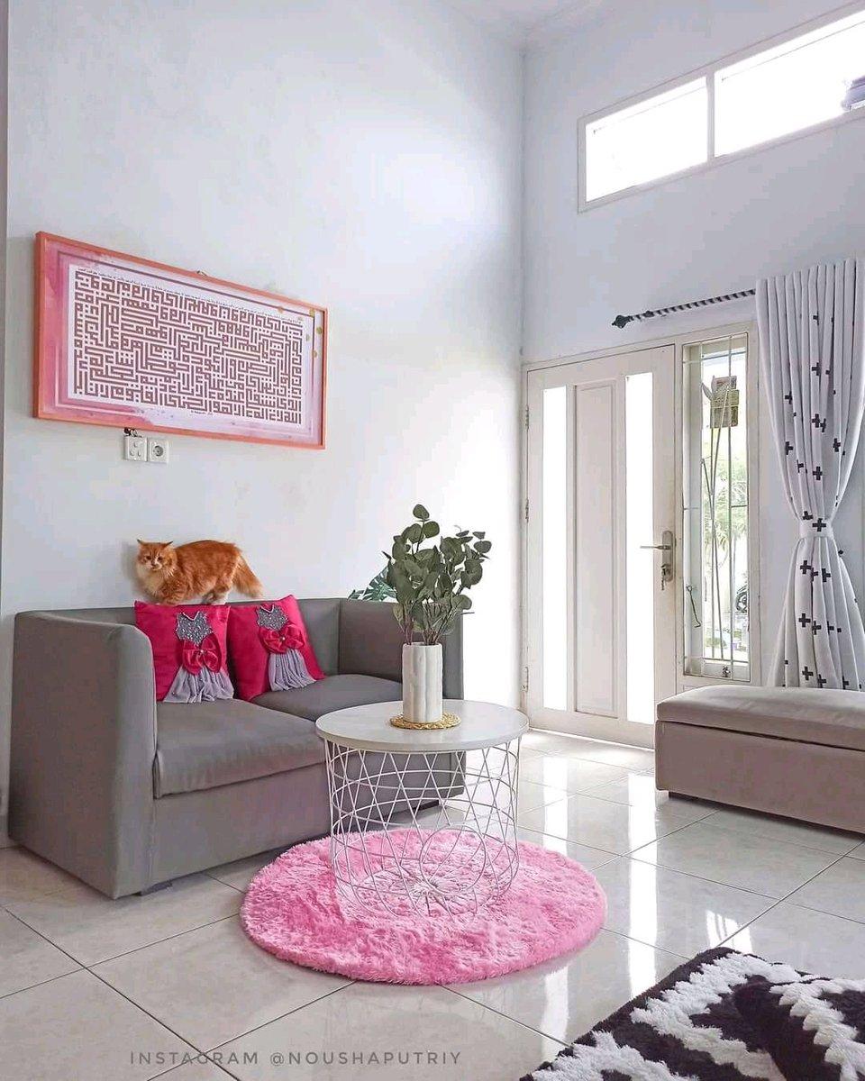 Ada yang suka warna pink   #rumahminimalis  #rumahpink  #desainrumah  #SAPAMANTAN https://t.co/8b6PZIZn25