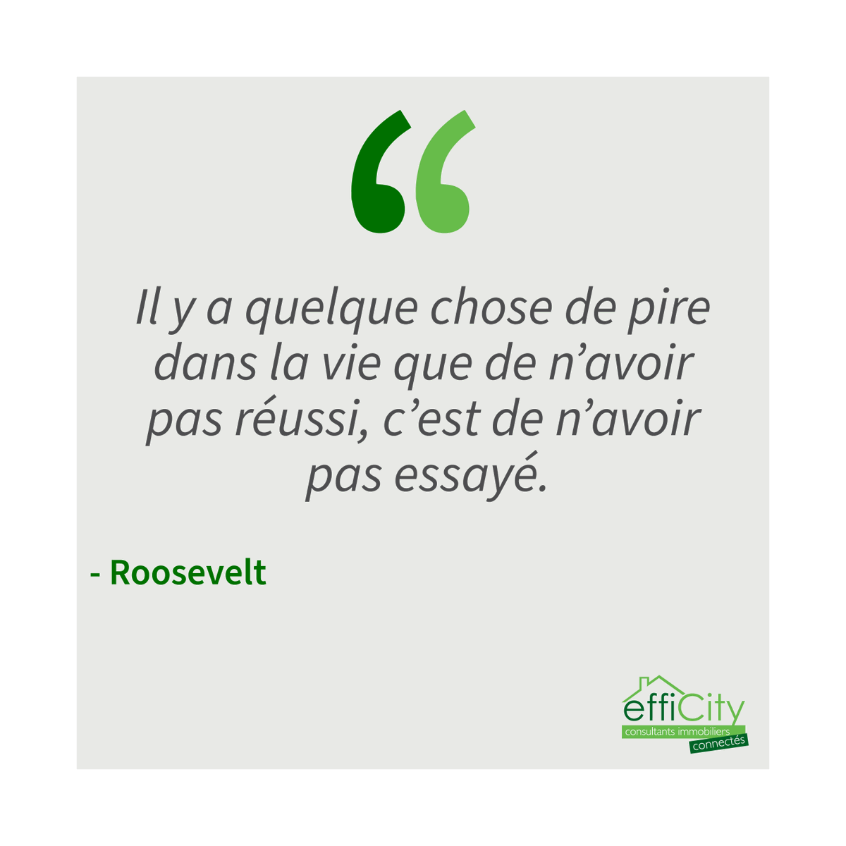 Lancez-vous et rejoignez notre équipe d'entrepreneurs passionnés et épanouis. 🤩💚  #citationdelasemaine #quote #immobilier #nouvellevie #aventure #entreprendre https://t.co/Eqke2YSqFn