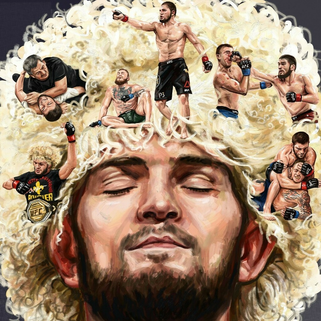 Is #UFC254 the #fight that will be the capstone of #UFC #lightweight #champion @khabib_nurmagomedov legacy #MMA fans if he clears out his division finally with the murderers row that was put infront of him?  Credit : @btsport https://t.co/BnRIwRNkJU https://t.co/IA7khFWft5